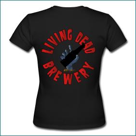 t-shirt logo rund