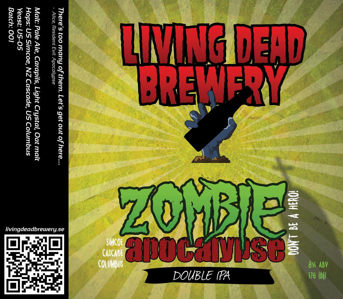 Etikett: Zombie Apocalypse