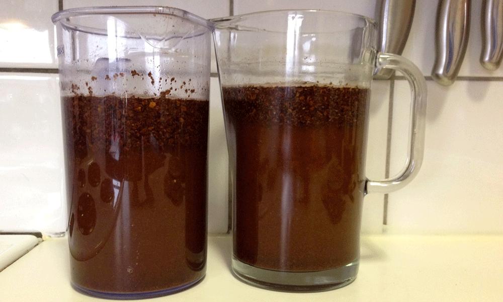 kaffejasning