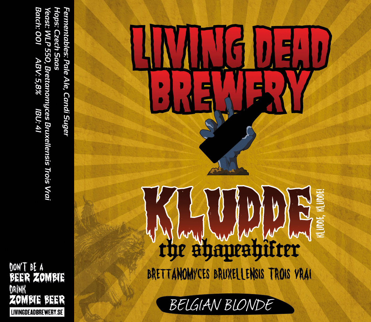 kludde-the-shapeshifter-Brettanomyces-Bruxellensis-Trois-Vrai