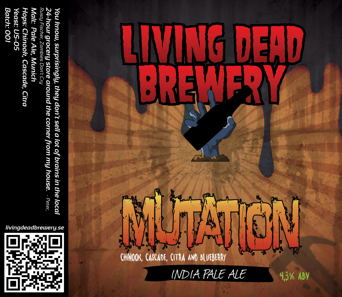 Mutation Blueberry [IPA]
