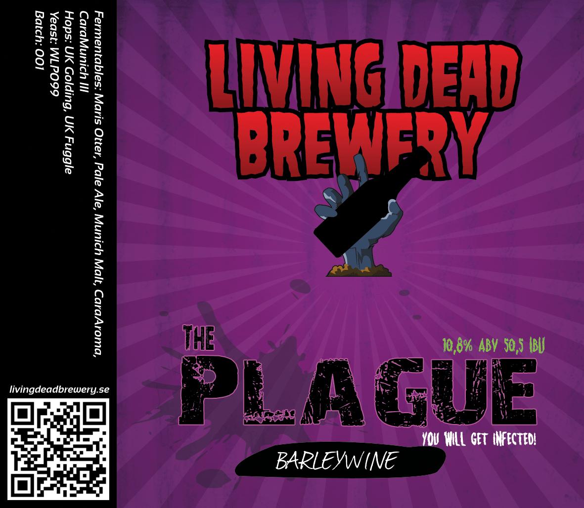 The Plague [Barleywine]