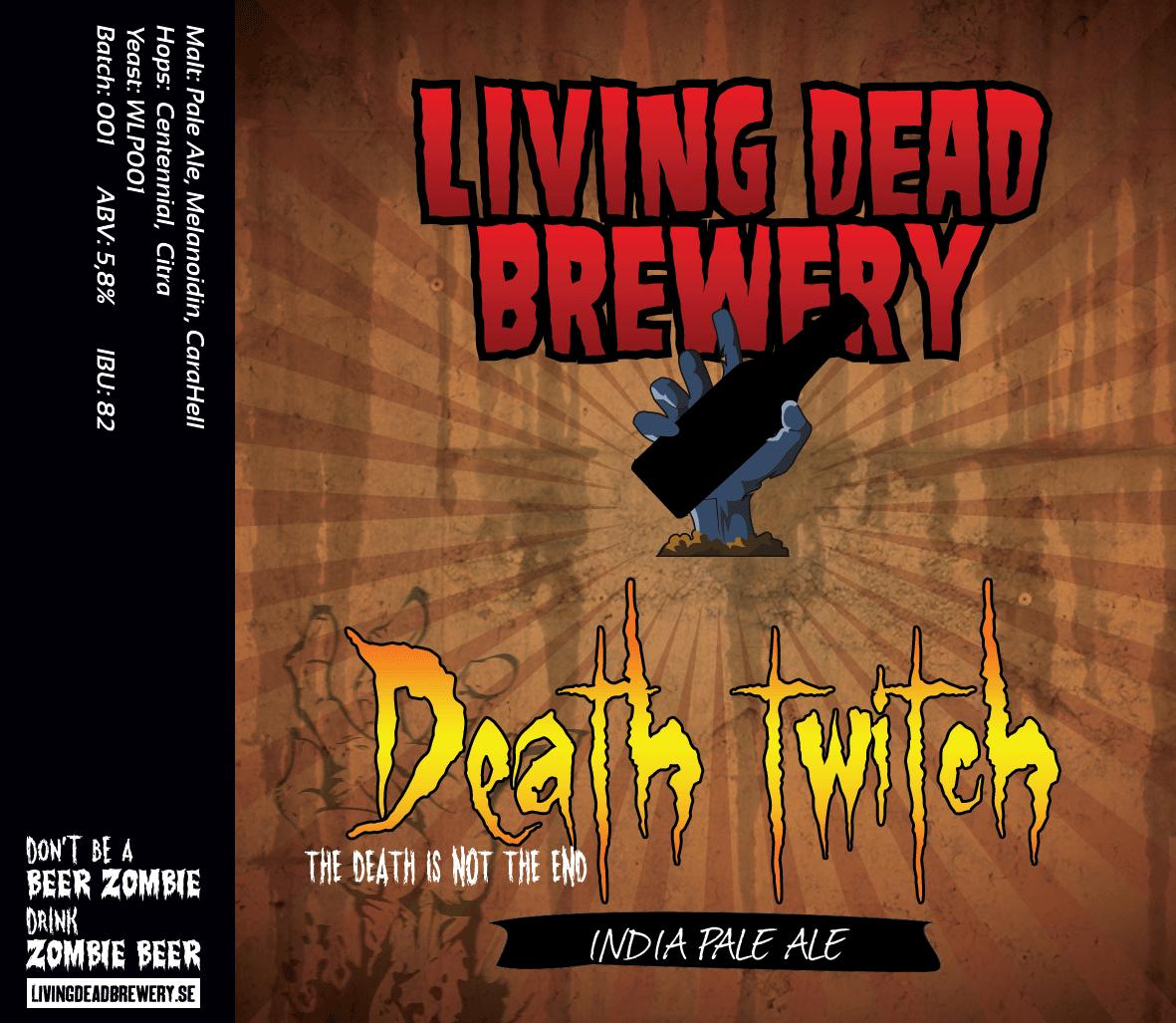death-twitch